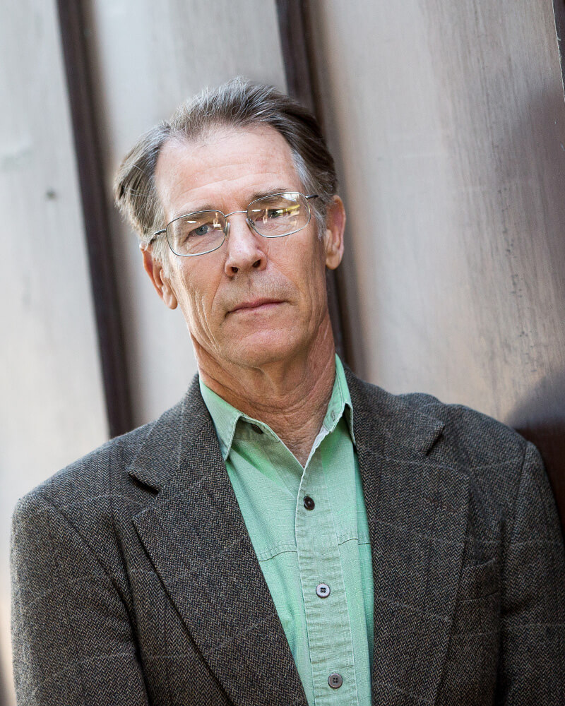 Image of author Kim Stanley Robinson